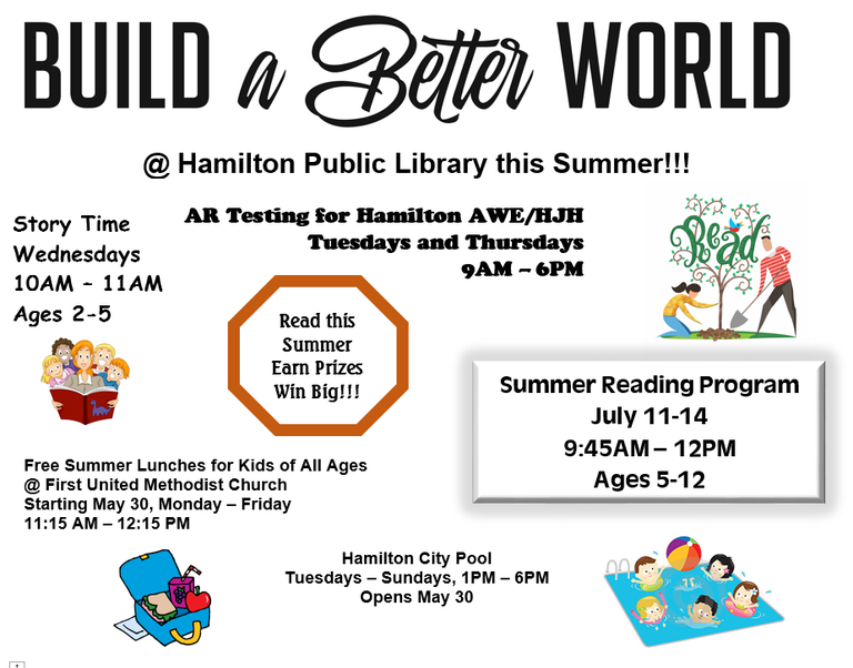Summer Events at HPL