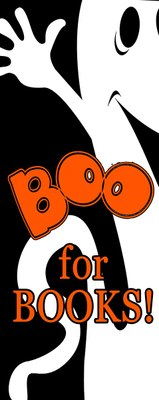 BOO for Books @  the Library